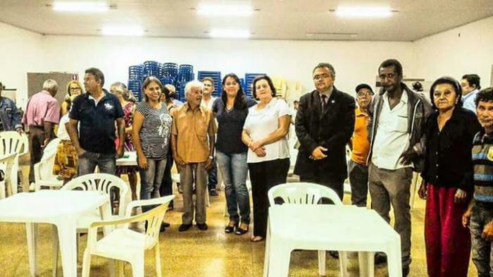 Pms Creas Promove Palestra No Ccmi De Selvíria Tendo Como